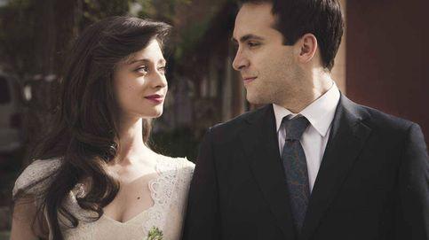 'Cuéntame', todos los detalles del vestido de novia de Karina