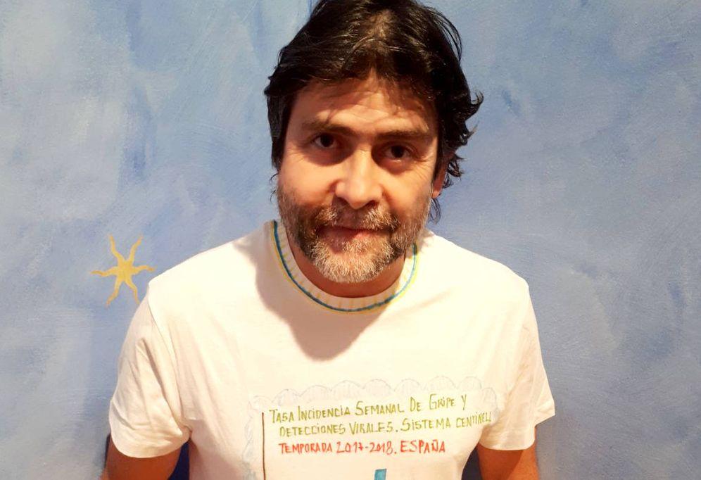 Foto: Ismael Huerta, jefe de epidemiología del Principado de Asturias.