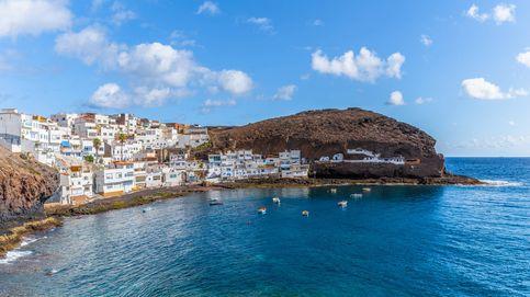 Tufia: la fusión de la playa negra y el pueblo blanco escondidos en Gran Canaria