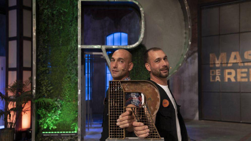 Foto: Albert e Iván, en 'Masters de la reforma'. (Antena 3)