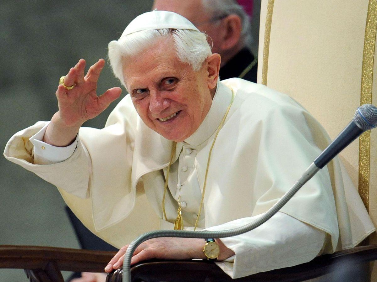 Foto: Benedicto XVI (EFE/EPA/Ettore Ferrari)