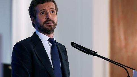 Casado critica el exprópiese de Sánchez con las medidas para rebajar la factura de la luz
