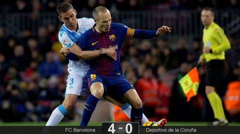 Iniesta no está para perderse en el fútbol chino, sino para hacer jugar al Barcelona