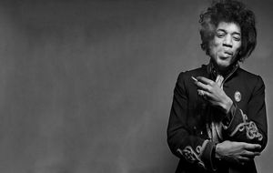 Jimi Hendrix: ocho lecciones de lógica psicodélica