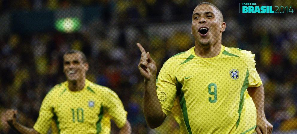 Corea y Japón '02: el Mundial de Ronaldo