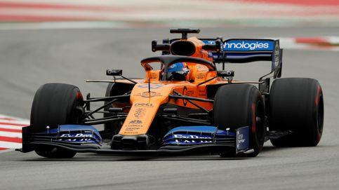 La tercera jornada de test de Fórmula 1 en Barcelona en imágenes