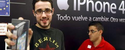 Foto: El iPhone sangra las cuentas de las operadoras de telecomunicaciones
