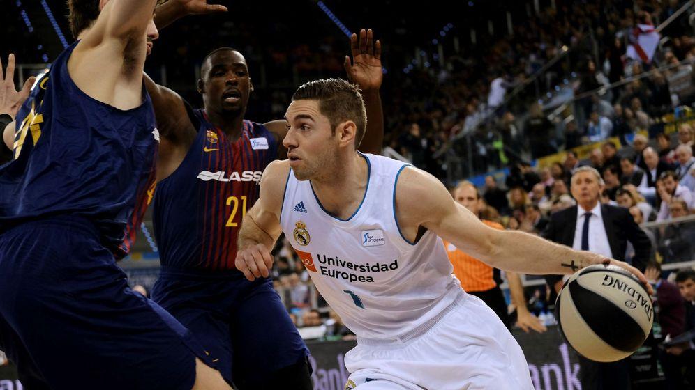 Foto: Causeur, en la final contra el Barcelona. (EFE)