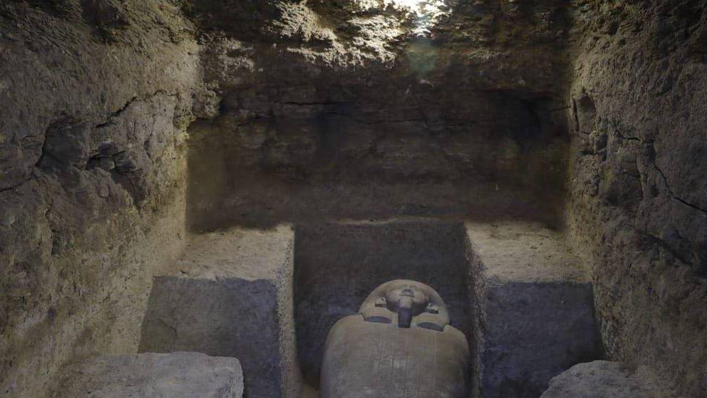 Hallazgo en Egipto: veinte momias y un ejército de 10.000 'sirvientes'