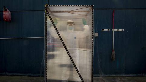 Entró en las UCI en los días más oscuros de la pandemia: Vi caras de miedo como en Liberia