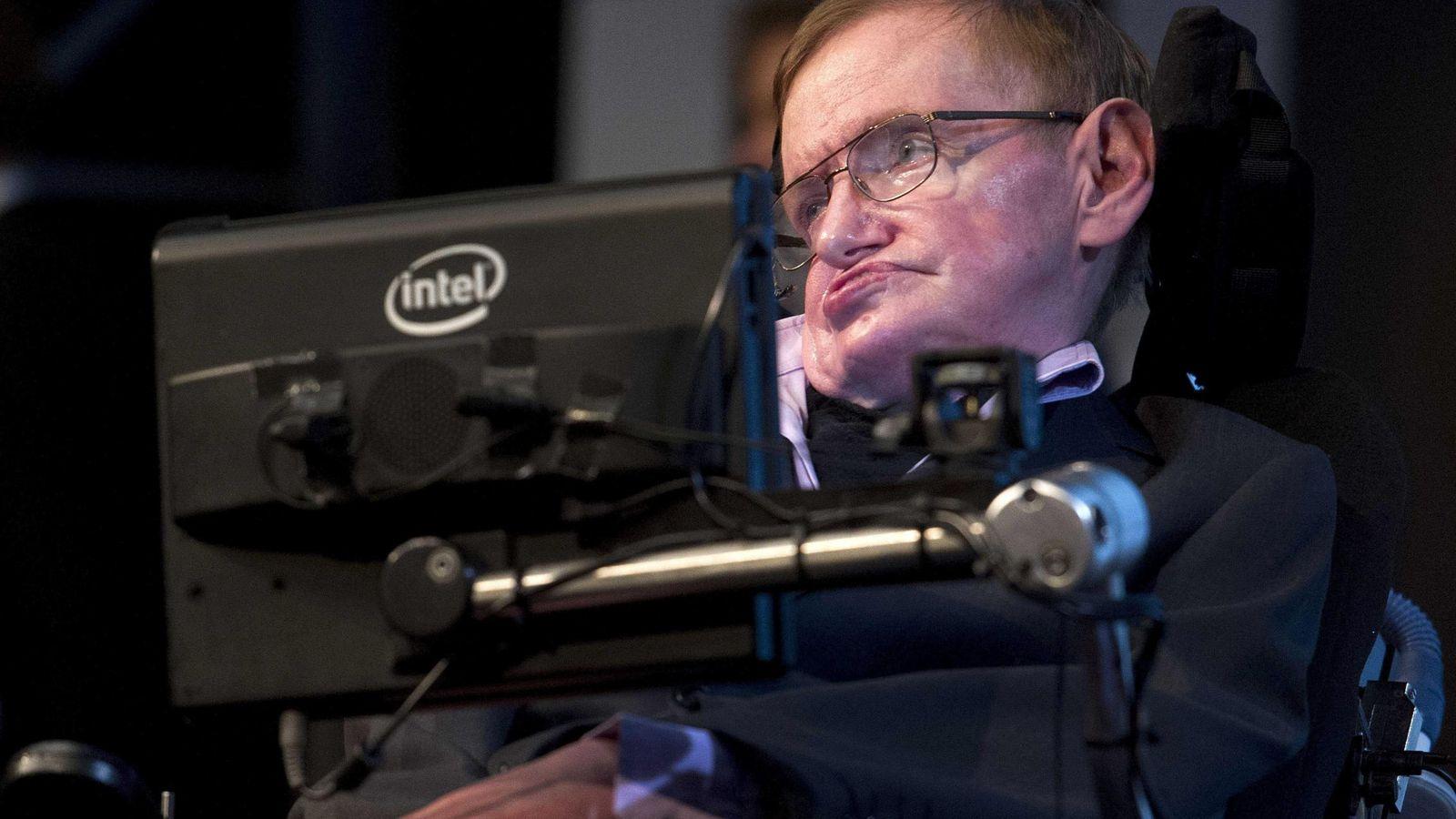 Foto: Hawking fue diagnosticado cuando la tecnología estaba mucho menos desarrollada. (Efe/Evert Elzinga)