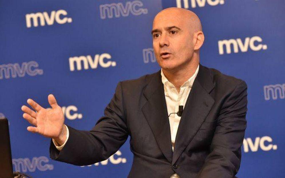Foto: Jorge Pérez de Leza, consejero delegado de Metrovacesa. (Metrovacesa)