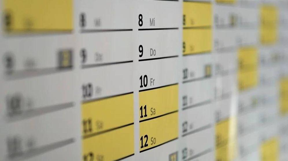Foto: ¿Será festivo el 9 de diciembre? (Foto: Pixabay)