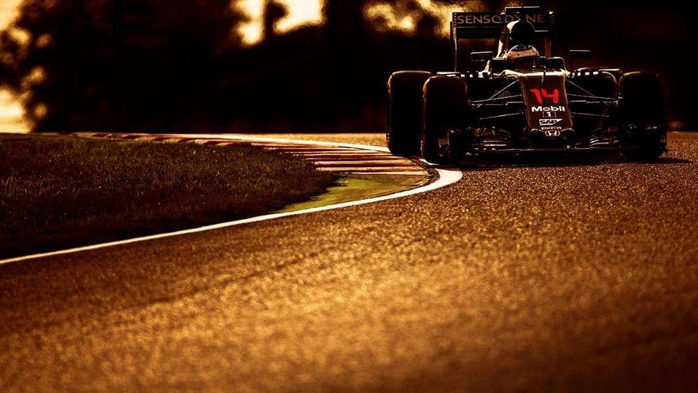 Horarios y televisión del Gran Premio de Japón de Fórmula 1