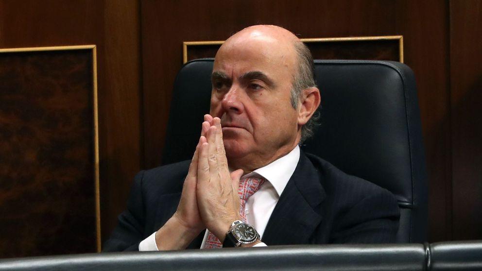 Guindos será vicepresidente del BCE: Dimitiré como ministro en días