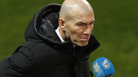 Lo peor de Zidane es que no se hace responsable ni quiere pasar por el fracasado