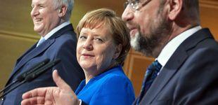 Post de Acuerdo 'in extremis' en Berlín: Merkel y Schulz pactan una nueva gran coalición