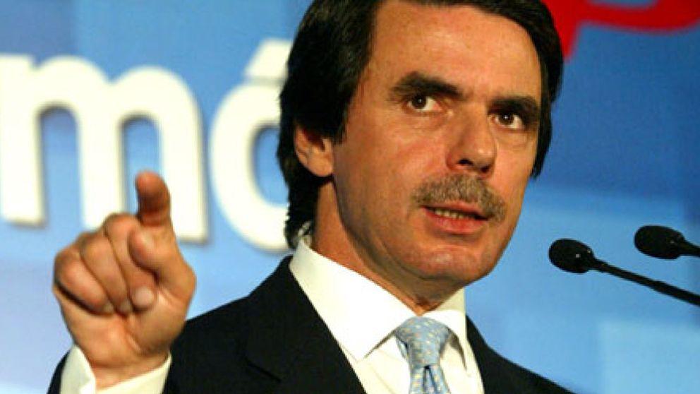 Una revista estadounidense sitúa a Aznar entre los cinco peores presidentes del mundo