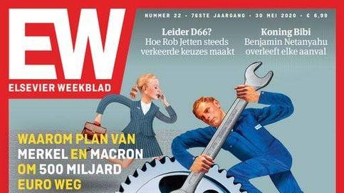 Una revista holandesa carga contra los países del sur de la UE: Ni un euro más