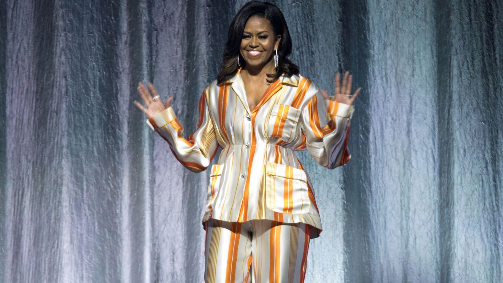 Foto: Michelle Obama. (Reuters)