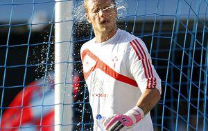 Yoel evita la victoria del Villarreal en Balaídos