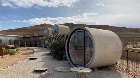 Habitaciones en tuberías y turismo extremo: el plan israelí para colonizar su desierto