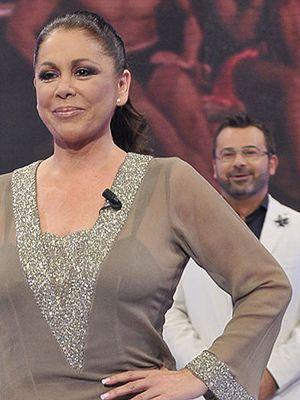 Isabel Pantoja firma un contrato millonario con Paolo Vasile