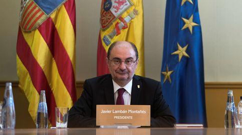 Samper (Forestalia) promete a Lambán llevar 2.400 M de inversión en renovables a Teruel