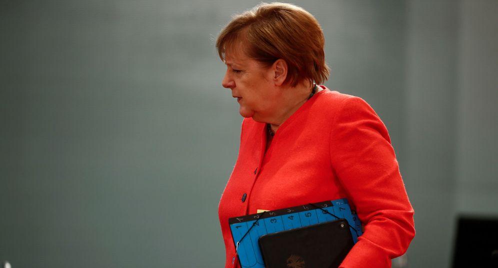 Foto: Angela Merkel en una imagen de archivo. (Reuters)