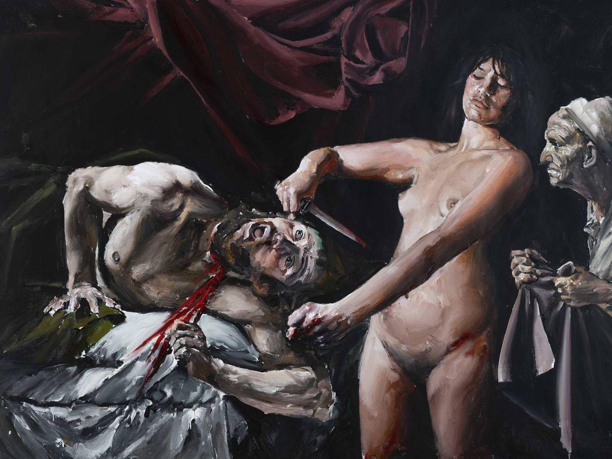 Foto: 'Judith', Santiago Ydáñez, 2021.