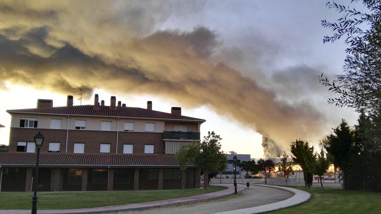 La nave incendiada en Guadalajara estaba cerrada por incumplir la normativa
