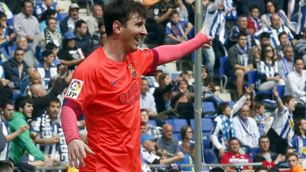 A Luis Enrique ni se le ocurre tocar a Messi, que descansará sólo si quiere