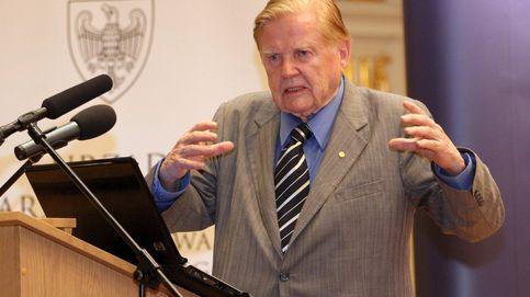 Muere en Italia el nobel de Economía Robert Mundell, 'padre intelectual' del euro