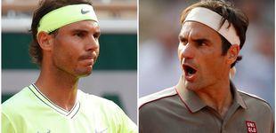 Post de Rafa Nadal - Roger Federer: horario y dónde ver en TV y 'online' Roland Garros