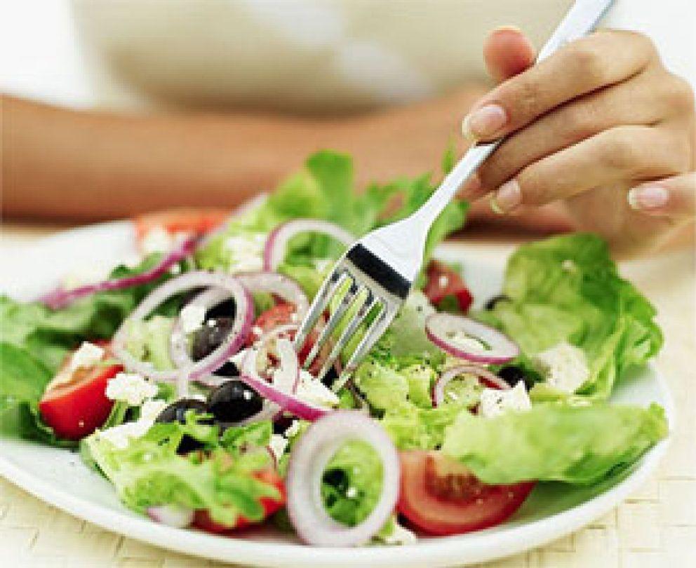 Foto: La dieta vegetariana reduce el riesgo de cáncer