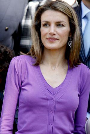 Foto: La Princesa de Asturias engaña a Mango con Zara