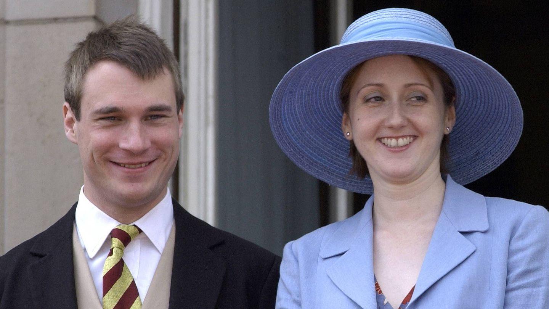 Los condes de Ulster. (Getty Images)