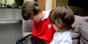 El iPad es el regalo tecnológico más deseado por niños de 6 a 12 años