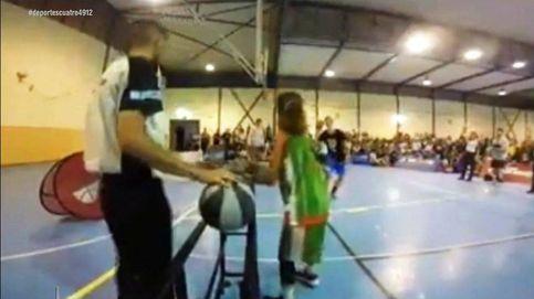 La niña española de 12 años que mete más triples que los profesionales