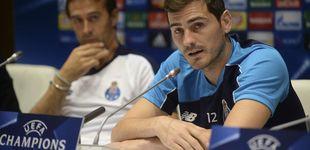 Post de Lopetegui y Casillas se ven las caras por primera vez para hablar de la Selección