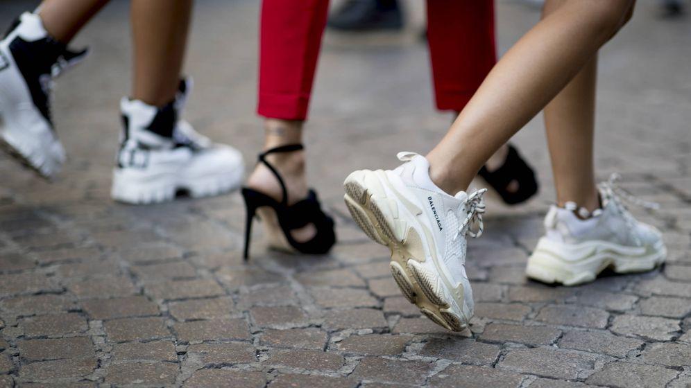 Foto: Las zapatillas te acompañarán esta primavera. (Imaxtree)