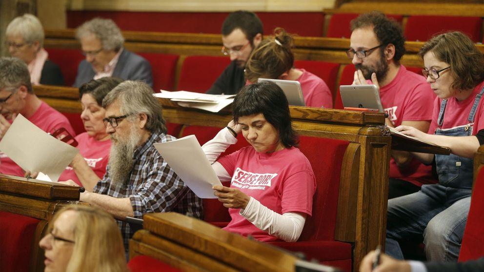 La CUP, dividida: un sector pide renovar la cúpula para que no peligre el 'procés'