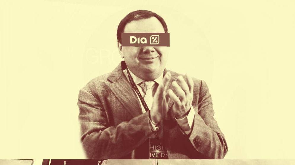 Foto: Fridman, el gran jefe ruso de la organización criminal que asalta DIA.