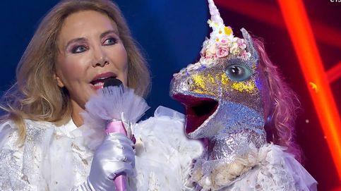 La espinita que se le ha quedado a Norma Duval tras ser Unicornio en 'Mask Singer'