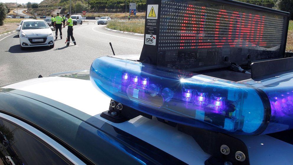 Alcohol, marihuana o anfetaminas: esto es lo que ha encontrado la policía en sus controles