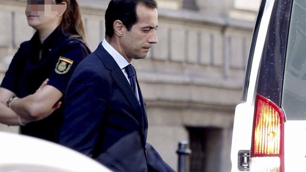 Foto:  El exconsejero de Presidencia de la Comunidad de Madrid Salvador Victoria. (EFE)