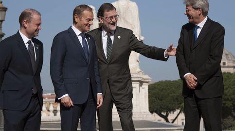 Los líderes europeos respalda el poder de veto de España sobre Gibraltar tras el Brexit