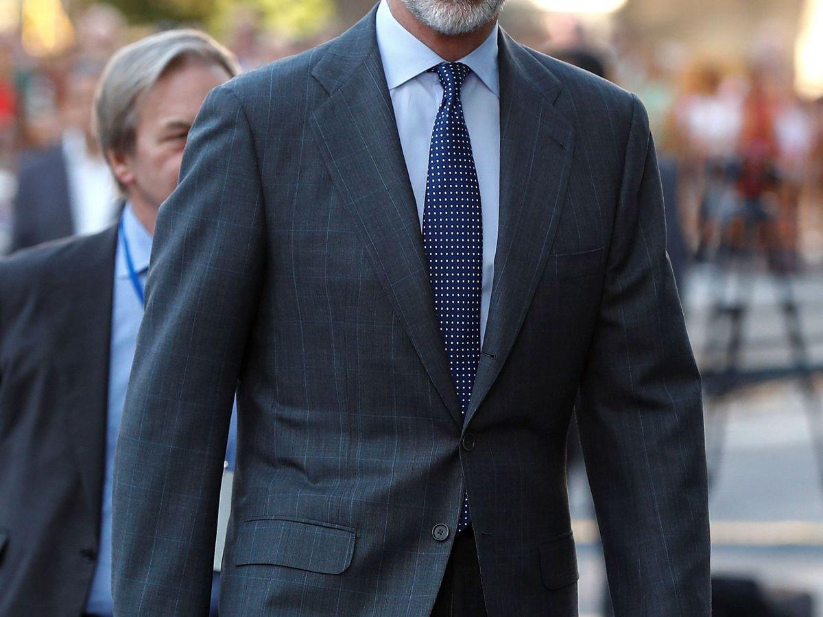 Foto: El rey Felipe, en una imagen reciente. (EFE)