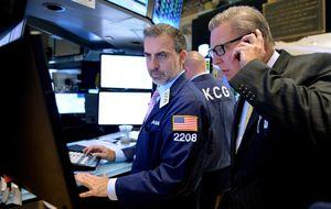 Wall Street cierra el mes en rojo por primera vez desde el mes de enero