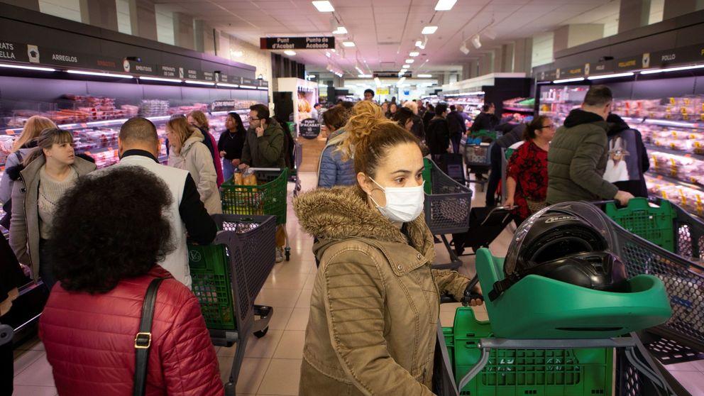 Ir al supermercado en tiempos del coronavirus: evita así los riegos para tu salud